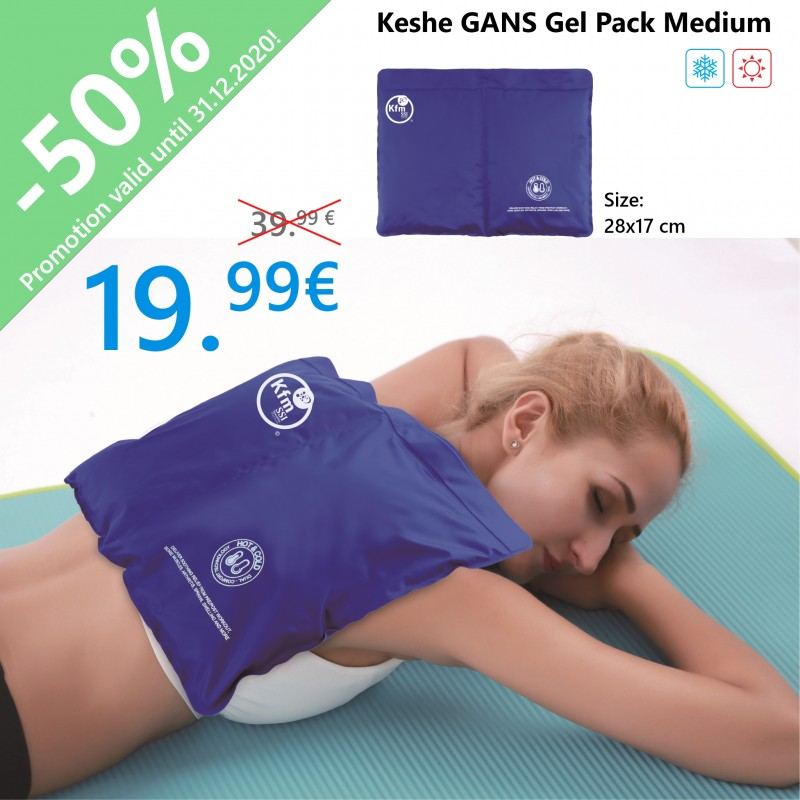 Keshe GANS Gel Pack Medium