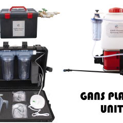 GANS Plasma Units Set