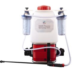 GANS Plasma Spraying Unit