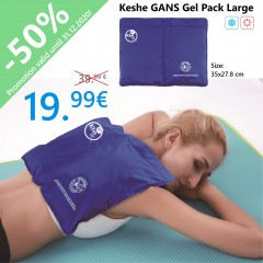 Keshe GANS Gel Pack Large