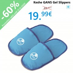 Keshe GANS Gel Slippers