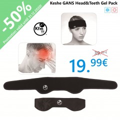 Keshe GANS Head&Teeth Gel Pack