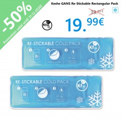 Keshe GANS Re-Stickable Rectangular Pack