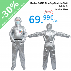 Keshe GANS OneCupOneLife Suit