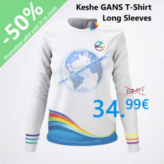 Keshe GANS T-Shirt Long Sleeves