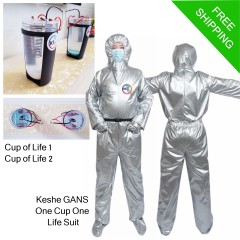 Keshe GANS One Cup One Life Mini Package